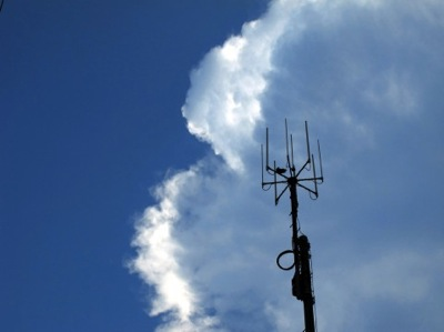 携帯アンテナ
