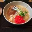 沖縄土産のサン食品のソーキそばが店で出してもおかしくない美味しさだった