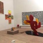 【山梨観光】31歳という若さで亡くなった芸術家の人生を追体験できる「中村キース・ヘリング美術館」に行ってきた