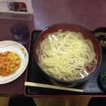 【津田の松原SA】さすがはうどん県!サービスエリアのうどんでも圧倒的に美味しい!!