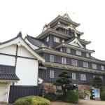 【岡山観光】宇喜多直家が礎を築いた「岡山城」の天守を観光してきた