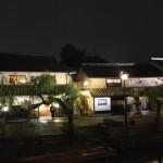 【岡山観光】夜の倉敷美観地区の散歩はライトアップされた古い町並みを静かに眺めることができて最高!