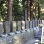 【子連れ東北旅1日目】白虎隊のお墓と自刃した場所がある「飯盛山」に行ってきた