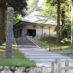 【子連れ東北旅4日目】世界遺産の「中尊寺金色堂」を見るなら朝早くがおすすめ