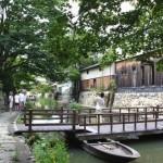 滋賀の旅.3 「近江八幡」散策と「浜ぐら」