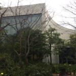 「司馬遼太郎記念館」は展示内容が少なくて残念、、、