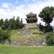 「上田城跡公園」と「上田市立博物館」「旧大河ドラマ館」の散策